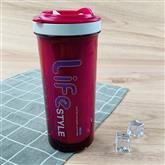 double wall Plastic travel mug