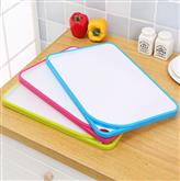 High quality non-slip colored plastic cutting boards