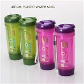 400ml LFGB plastic travel water mug