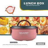 Three Layers 304 Stainless Steel Leakproof Stackable Lunch Box Insulated Bento Lunch Container for O
